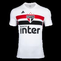 19-20 Sao Paulo Home White Soccer Jerseys Shirt