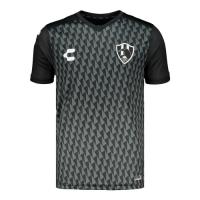 2019 Club De Cuervos Away Black Jerseys Shirt