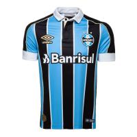 19-20 Grêmio FBPA Home Blue Soccer Jerseys Shirt