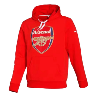19/20 Arsenal Red Hoody Sweater