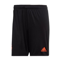 19/20 Manchester United Third Away Black Jerseys Short