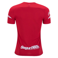 19/20 Deportivo Toluca Home Red Jerseys Shirt