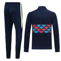 19/20 Club America Navy High Neck Collar Training Kit(Jacket+Trouser)