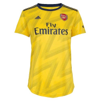19/20 Arsenal Away Yellow Women's Jerseys Shirt