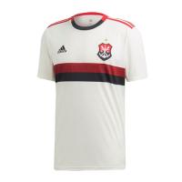 19/20 CR Flamengo Away White Soccer Jerseys Shirt