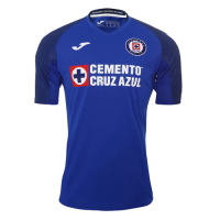 19/20 CDSC Cruz Azul Home Blue Soccer Jerseys Shirt