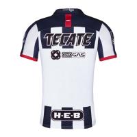 19/20 Monterrey Home Navy&White Soccer Jerseys Shirt