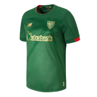 19/20 Athletic Bilbao Away Green Jerseys Shirt