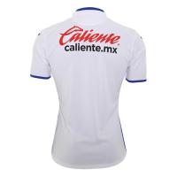 19/20 CDSC Cruz Azul Away White Soccer Jerseys Shirt