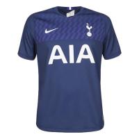 19/20 Tottenham Hotspu Away Purple Soccer Jerseys Shirt(Player Version)