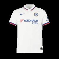 19/20 Chelsea Away White Soccer Jerseys Shirt(Player Version)