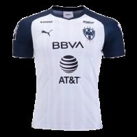 19/20 Monterrey Away White Soccer Jerseys Shirt