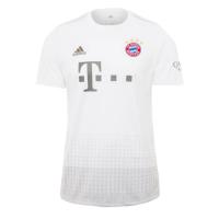 19/20 Bayern Munich Away White Jerseys Shirt