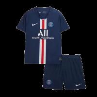 19-20 PSG Home Navy Children's Jerseys Kit(Shirt+Short)