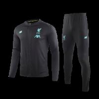 19/20 Liverpool Black Training Kit(Jacket+Trouser)