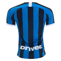 19-20 Inter Milan Home Navy&Black Soccer Jerseys Shirt