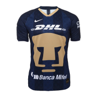 19/20 UNAM Pumas Away Navy Soccer Jerseys Shirt(Player Version)