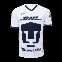 19/20 UNAM Pumas Home White Soccer Jerseys Shirt(Player Version)