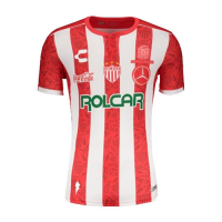 19/20 Club Necaxa Third Away Red&White Jerseys Shirt