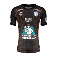 19/20 CF Pachuca Third Away Brown&Black Jerseys Shirt