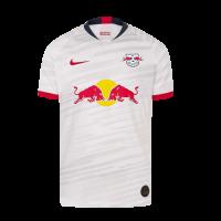 19/20 RB Leipzig Home White Soccer Jerseys Shirt
