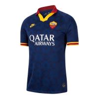 19/20 Roma Third Away Navy Soccer Jerseys Shirt