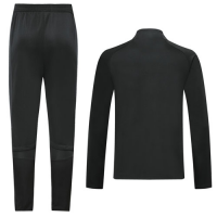 2019 Germany Black High Neck Collar Training Kit(Jacket+Trousers)