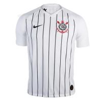 19/20 SC Corinthians Home White Jerseys Shirt(Player Version)