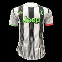 19/20 Juventus X Palace Home Soccer Jerseys Shirt(Player Version)