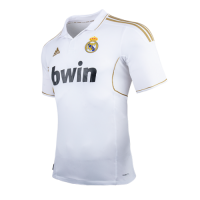 2012 Real Madrid Home Retro Jersey Shirt