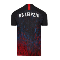 19/20 RB Leipzig Champions League Black Soccer Jerseys Shirt