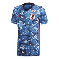 2020 Japan Home Blue Soccer Jerseys Shirt
