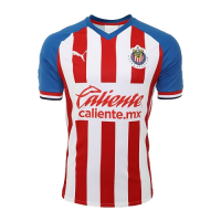 2019 Chivas Guadalajara Home Navy&Red Jerseys Shirt