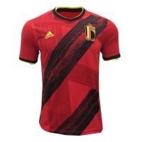 2020 Belgium Home Red Soccer Jerseys Shirt