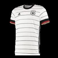 2020 Germany Home White Jerseys Shirt