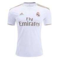 19-20 Real Madrid Home White Soccer Jerseys Kit(Shirt+Short+Socks)