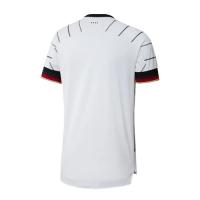 2020 Germany Home White Jerseys Shirt(Player Version)