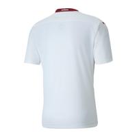 2020 Switzerland Away White Jerseys Shirt