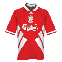 93/95 Liverpool Home Red Retro Jerseys Shirt