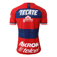 2019 Deportivo Guadalajara Away Red Jerseys Shirt