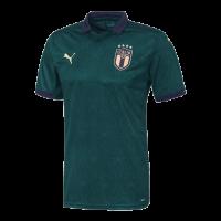 19/20 Italy Third Away Green Soccer Jerseys Shirt(Player Version)