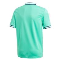 19-20 Real Madrid Third Away Green Soccer Jerseys Shirt