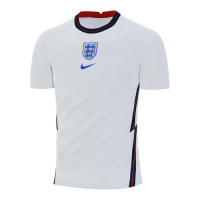 2020 England Home White Jerseys Shirt