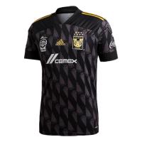 2020 Tigres UANL Third Away Black Soccer Jerseys Shirt