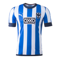2019 Monterrey Club World Cup Blue&White Soccer Jerseys Shirt