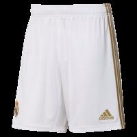 19-20 Real Madrid Home White Soccer Jerseys Kit(Shirt+Short)
