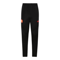 19/20 Manchester United Black&Red Training Trouser