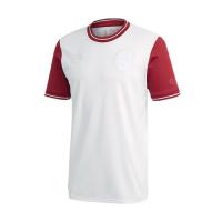19/20 Bayern Munich 120th Anniversary Red&White Soccer Jerseys Shirt