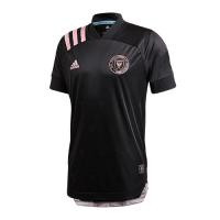 2020 Inter Miami CF Away Black Soccer Jerseys Shirt(Player Version)