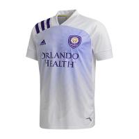 2020 Orlando City Away White Soccer Jerseys Shirt